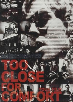 Darren Hayes: Too Close for Comfort Online DVD Rental