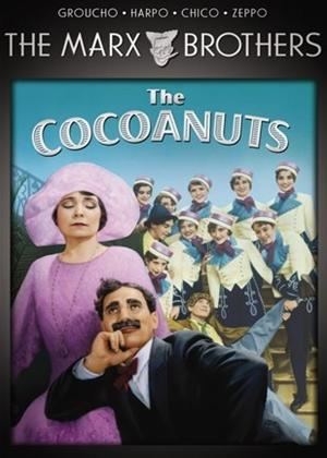 Rent The Cocoanuts Online DVD Rental