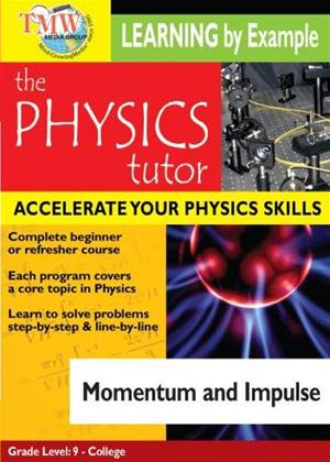 Physics Tutor: Momentum and Impulse Online DVD Rental