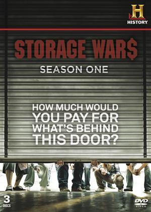 Storage Wars: Series 1 Online DVD Rental