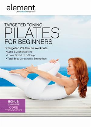 Rent Element: Targeted Toning Pilates for Beginners Online DVD Rental