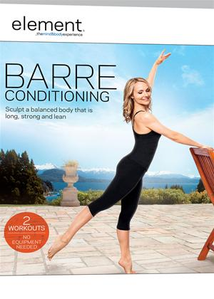 Rent Element: Barre Conditioning Online DVD Rental
