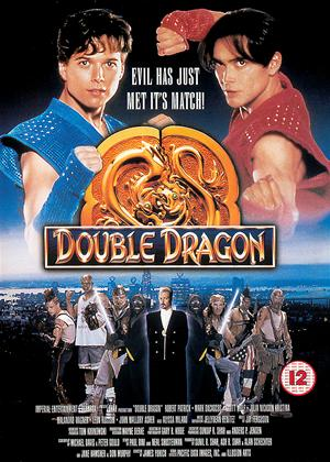 Double Dragon Online DVD Rental