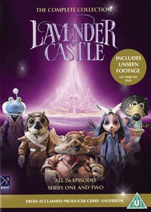 Rent Lavender Castle: Series 1 and 2 Online DVD Rental