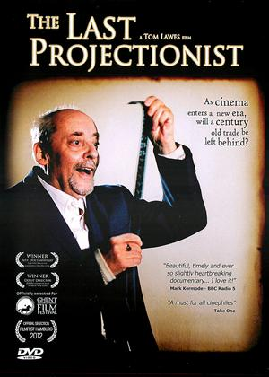The Last Projectionist Online DVD Rental