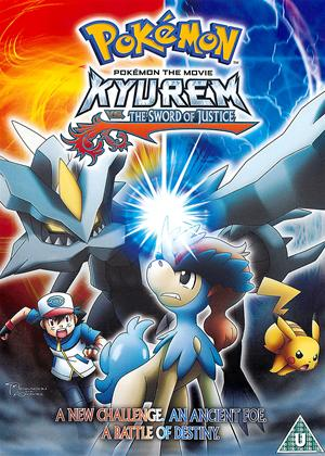 Pokémon the Movie: Kyurem vs. the Sword of Justice Online DVD Rental