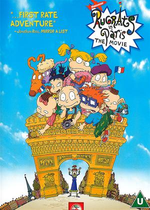 Rugrats in Paris: The Movie Online DVD Rental