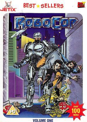 Rent RoboCop: Vol.1 Online DVD Rental
