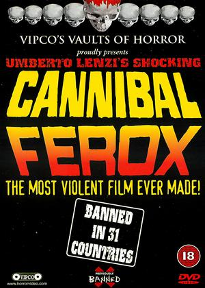 Cannibal Ferox Online DVD Rental