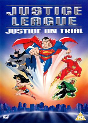 Rent Justice League: Justice on Trial Online DVD Rental