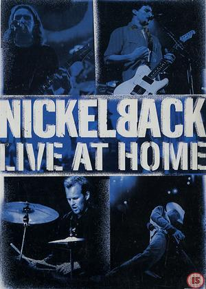 Nickelback: Live at Home Online DVD Rental