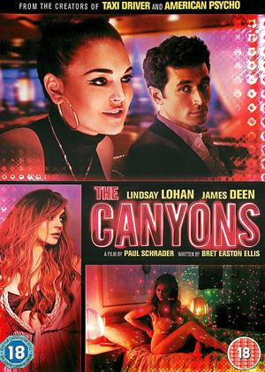 The Canyons Online DVD Rental