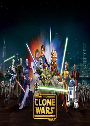 Star Wars: The Clone Wars: Series 6 Online DVD Rental