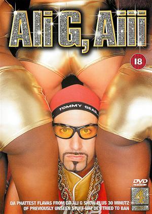 Ali G, Aiii Online DVD Rental
