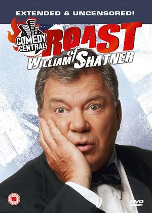 Rent Roast of William Shatner Online DVD Rental