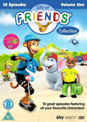 Rent City of Friends: Vol.1 Online DVD Rental