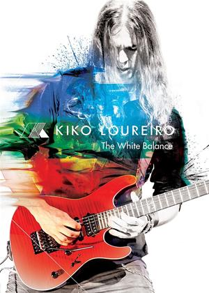 Kiko Loureiro: The White Balance Online DVD Rental