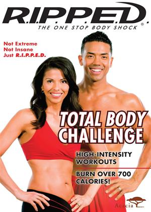 Rent R.I.P.P.E.D: Total Body Challenge Online DVD Rental