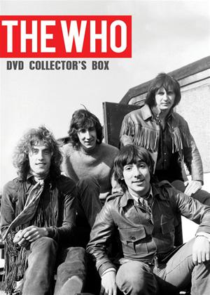 Rent The Who: Collector's Box Online DVD Rental