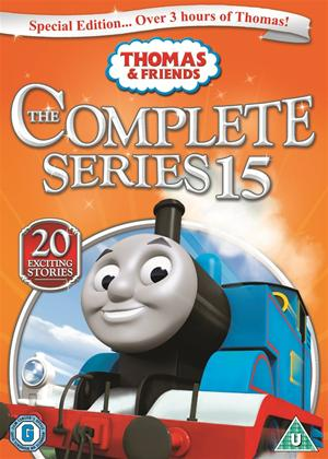 Rent Thomas the Tank Engine and Friends: Series 15 Online DVD Rental