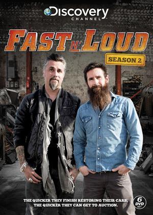 Rent Fast N' Loud: Series 2 Online DVD Rental