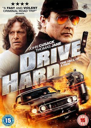 Drive Hard Online DVD Rental
