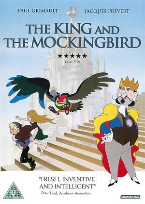 Rent The King and the Mockingbird (aka Le roi et l'oiseau) Online DVD Rental