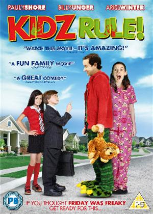 Rent Kidz Rule! Online DVD Rental
