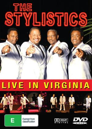 Stylistics: Live in Virginia Online DVD Rental