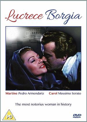 Rent Lucrèce Borgia Online DVD Rental