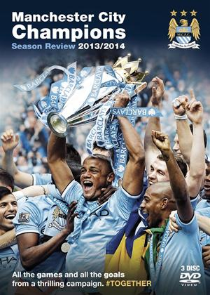 Manchester City: End of Season Review 2013/2014 Online DVD Rental
