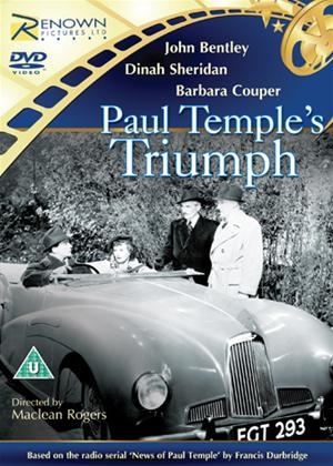 Paul Temple's Triumph Online DVD Rental