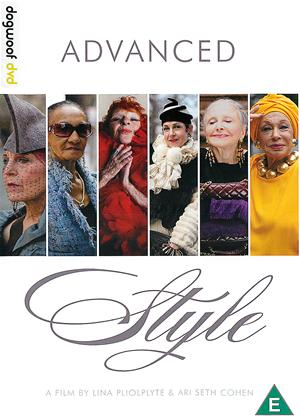 Rent Advanced Style Online DVD Rental