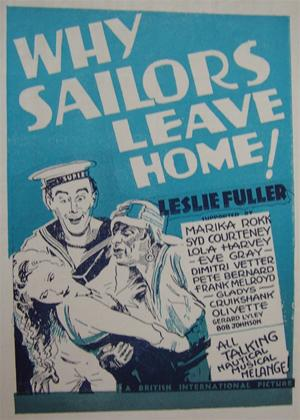 Why Sailors Leave Home Online DVD Rental