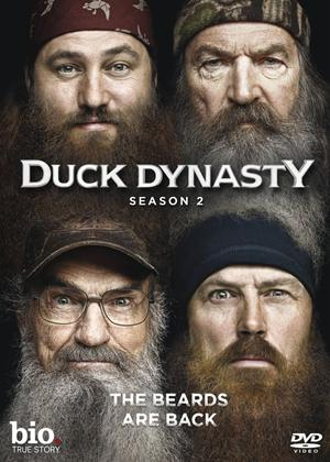 Rent Duck Dynasty: Series 2 Online DVD Rental