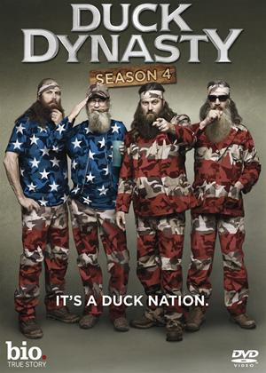 Duck Dynasty: Series 4 Online DVD Rental