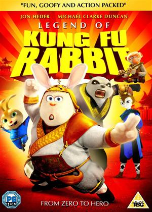 Legend of Kung Fu Rabbit Online DVD Rental