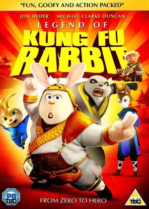 Legend of Kung Fu Rabbit Online DVD Rental