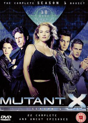 Mutant X: Series 1 Online DVD Rental