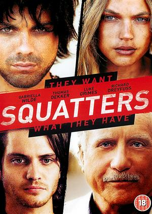 Squatters Online DVD Rental