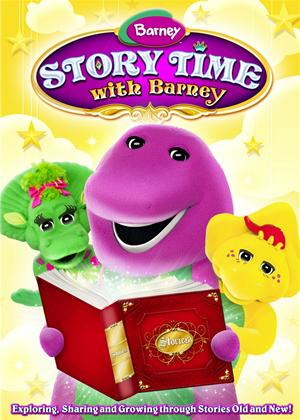 Barney: Story Time with Barney Online DVD Rental