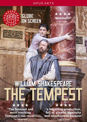 Rent The Tempest: Shakespeare's Globe Online DVD Rental