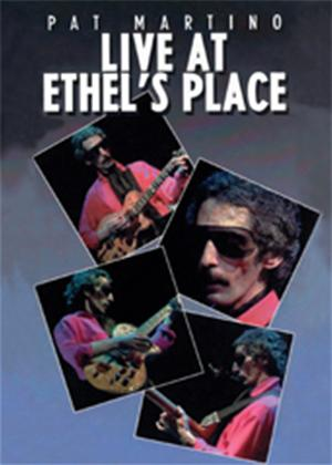 Rent Pat Martino: Live at Ethel's Place Online DVD Rental
