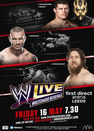 Rent WWE: Live in the UK: May 2014 Online DVD Rental