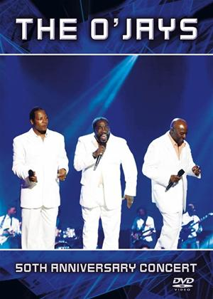 Rent The Ojays: 50th Anniversary Concert Online DVD Rental