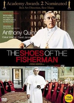 Rent The Shoes of the Fisherman Online DVD Rental