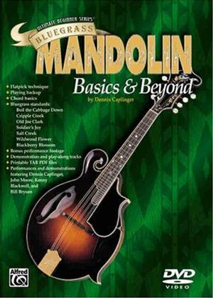 Ultimate Beginner Series: Bluegrass Mandolin Basics and Beyond Online DVD Rental