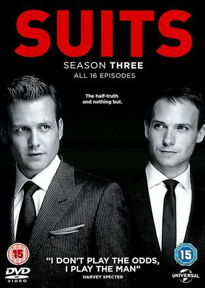 Suits: Series 3 Online DVD Rental