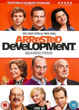 Rent Arrested Development: Series 4 Online DVD Rental