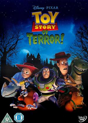 Toy Story of Terror Online DVD Rental